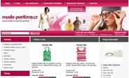 E-shop, tvorba e-shopu: moda-parfemy.cz