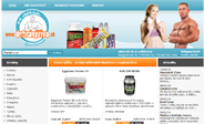 E-shop, tvorba e-shopu: dobravyziva.sk