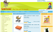 E-shop, tvorba e-shopu: babycar.cz