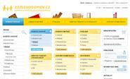 E-shop, tvorba e-shopu: zarizujidomov.cz