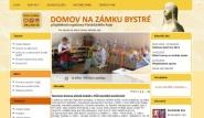 Tvorba www stranek: dnzbystre.cz