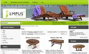 E-shop, tvorba e-shopu: empus.cz