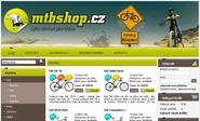 E-shop, tvorba e-shopu: mtbshop.cz