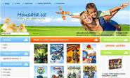 E-shop, tvorba e-shopu: housata.cz