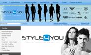 E-shop, tvorba e-shopu: style4you.cz