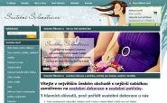 Tvorba a pronájem e-shopu: svatebnisilenstvi.cz