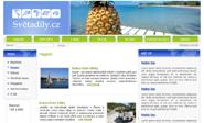 Webdesign: svetadily.cz