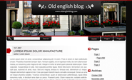 Webdesign: sablona-blogu-c.2