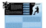 Webdesign: sportovni-sablona