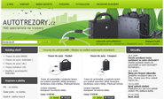 E-shop, tvorba e-shopu: autotrezory.cz