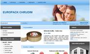 E-shop, tvorba e-shopu: europack.cz